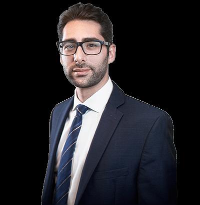 Arshawn Teymoorian attorney photo